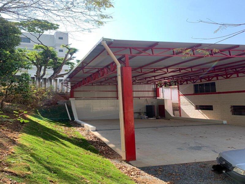 Centro de desinfecção SAMU  | 2020