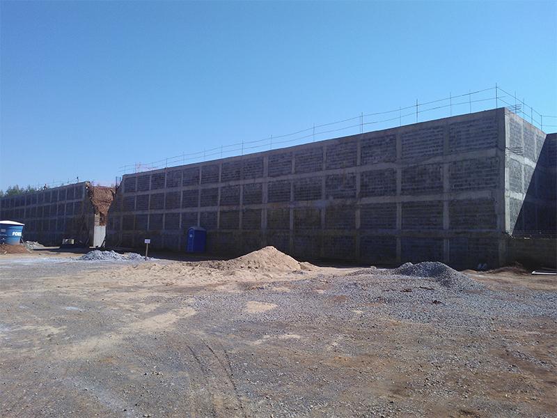 Nova unidade Indústria Cal Cruzeiro